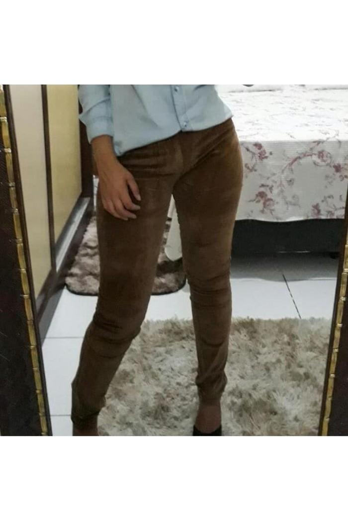 Calça Feminina veludo