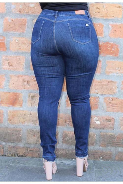 Calça Feminina Plus Size