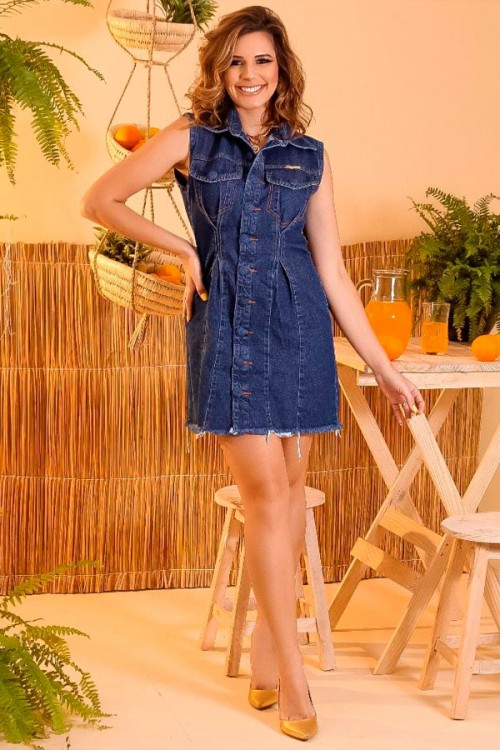 Vestido Jeans 501